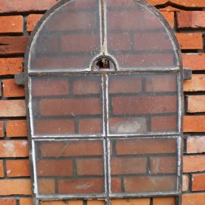 Old cast iron windows 9